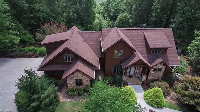 2084 Sierra Trace Road, Denton, NC 27239 (MLS #1041172) :: Ward & Ward Properties, LLC