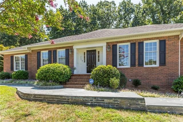 245 Heathcliff Place, Winston Salem, NC 27104 (MLS #1041174) :: Ward & Ward Properties, LLC