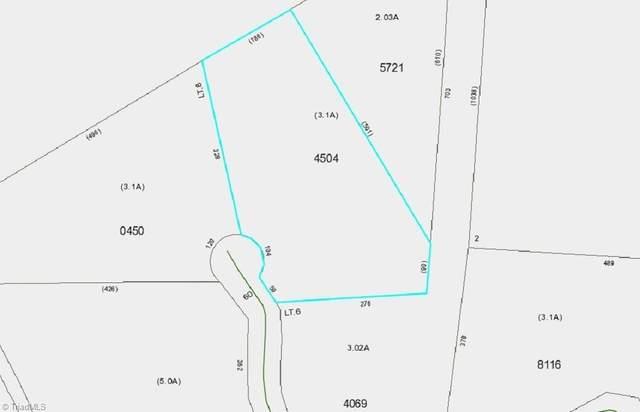 Lots #7 Woodward Street, North Wilkesboro, NC 28659 (MLS #1041202) :: Team Nicholson