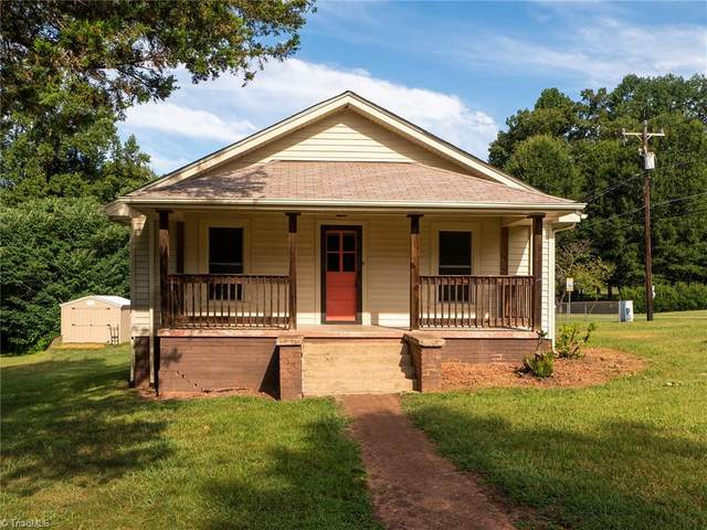 402 Joyner Street, Gibsonville, NC 27249 (MLS #1041205) :: Ward & Ward Properties, LLC