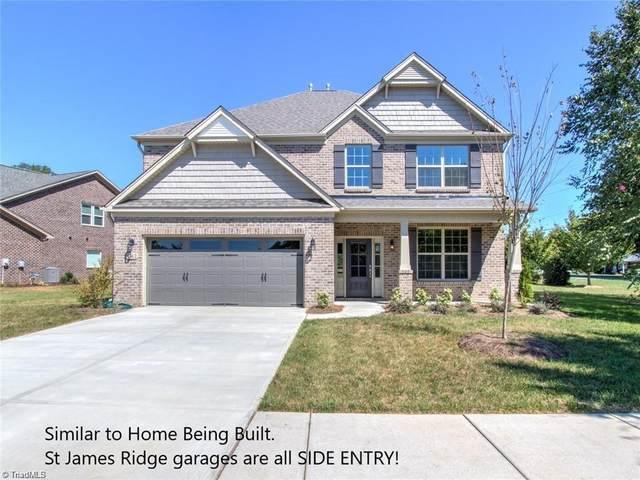 5502 Rambling Road Lot 03, Greensboro, NC 27409 (MLS #1041209) :: Berkshire Hathaway HomeServices Carolinas Realty