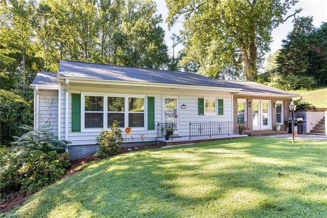 120 Kiger Street, Rural Hall, NC 27405 (MLS #1041216) :: Berkshire Hathaway HomeServices Carolinas Realty