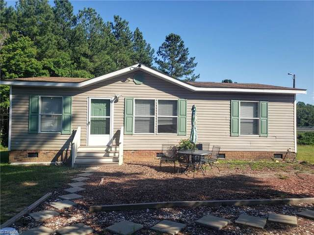 1667 Iveydale Drive, Asheboro, NC 27205 (MLS #1041241) :: Ward & Ward Properties, LLC