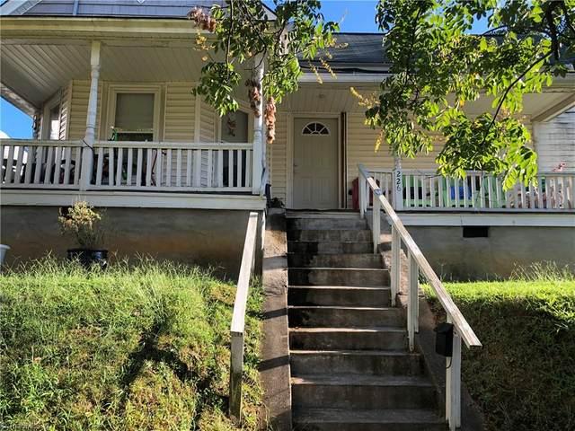 226 Monmouth Street, Winston Salem, NC 27127 (MLS #1041249) :: Ward & Ward Properties, LLC