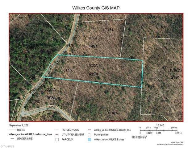 163 Carriage House Trail, Mcgrady, NC 28649 (#1041262) :: Mossy Oak Properties Land and Luxury