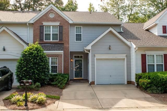 102 Misty Waters Lane, Jamestown, NC 27282 (MLS #1041263) :: Berkshire Hathaway HomeServices Carolinas Realty