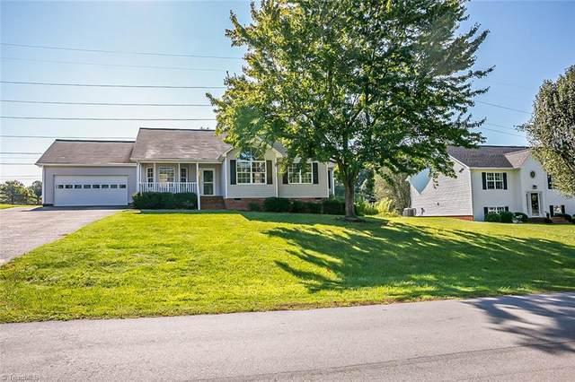 200 Tumbleweed Drive, Winston Salem, NC 27127 (MLS #1041318) :: Berkshire Hathaway HomeServices Carolinas Realty