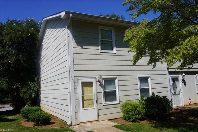 5717 Bramblegate Road A, Greensboro, NC 27409 (MLS #1041333) :: Ward & Ward Properties, LLC