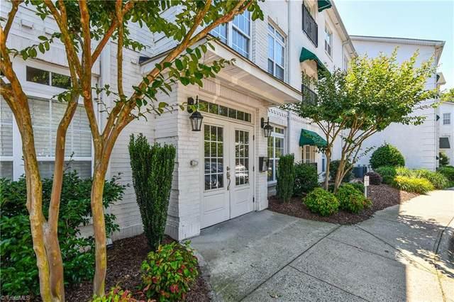 104 Sunset Circle #104, Greensboro, NC 27408 (MLS #1041384) :: Ward & Ward Properties, LLC