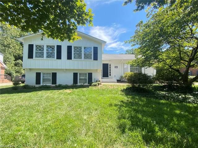 4017 Watauga Drive, Greensboro, NC 27410 (MLS #1041389) :: Ward & Ward Properties, LLC