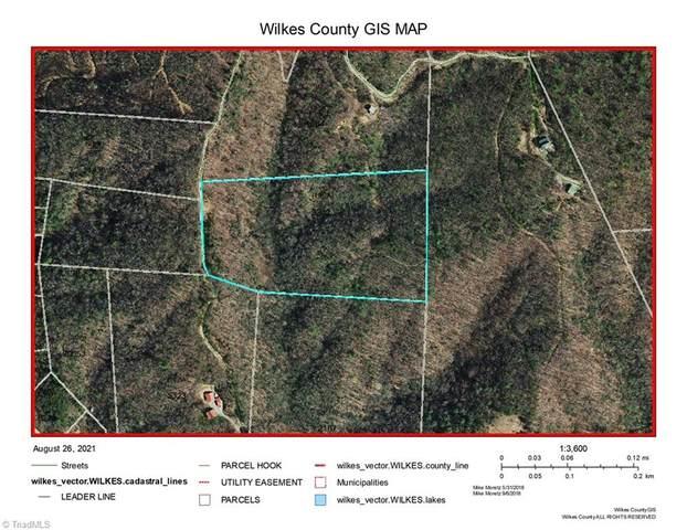 Lot 23 Twin Peaks Road, Hays, NC 28649 (MLS #1041392) :: Ward & Ward Properties, LLC