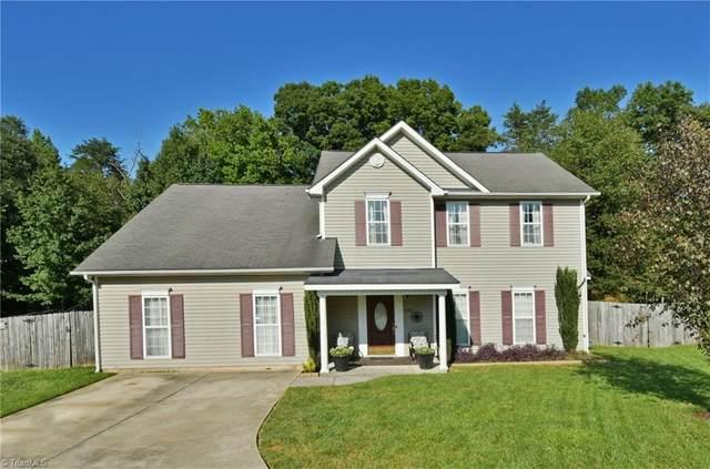 2914 Chestnut Heights Road, Winston Salem, NC 27107 (MLS #1041393) :: Ward & Ward Properties, LLC