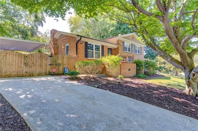2615 Lafayette Avenue, Greensboro, NC 27408 (MLS #1041411) :: Berkshire Hathaway HomeServices Carolinas Realty