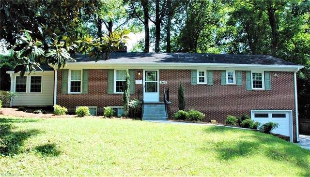 2860 Wesleyan Lane, Winston Salem, NC 27106 (#1041431) :: Mossy Oak Properties Land and Luxury