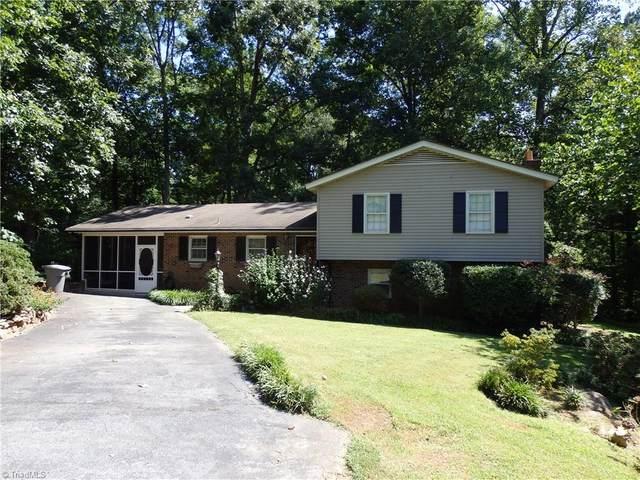 1429 Shamrock Road, Asheboro, NC 27205 (MLS #1041452) :: Ward & Ward Properties, LLC