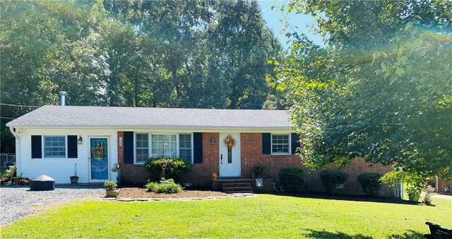 144 Norwood Drive, Reidsville, NC 27320 (MLS #1041458) :: Ward & Ward Properties, LLC