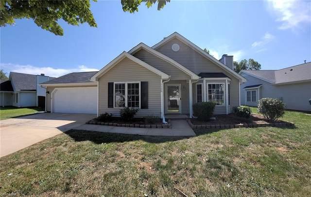 3588 Bent Trace Drive, High Point, NC 27265 (MLS #1041461) :: Ward & Ward Properties, LLC