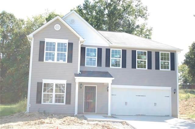 4300 Lord Jeff Drive, Greensboro, NC 27405 (MLS #1041470) :: Ward & Ward Properties, LLC