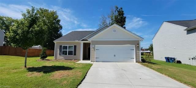 351 Pillow Lane, Burlington, NC 27217 (MLS #1041473) :: Ward & Ward Properties, LLC