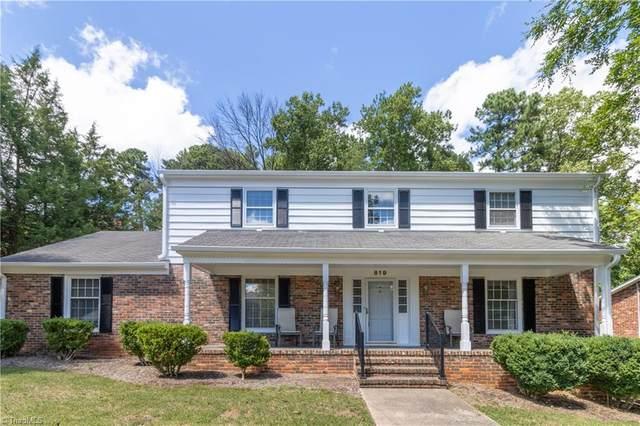 819 Rollingwood Drive, Greensboro, NC 27410 (MLS #1041476) :: Ward & Ward Properties, LLC