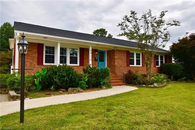 2916 Cornwallis Drive W, Greensboro, NC 27408 (MLS #1041490) :: Team Nicholson