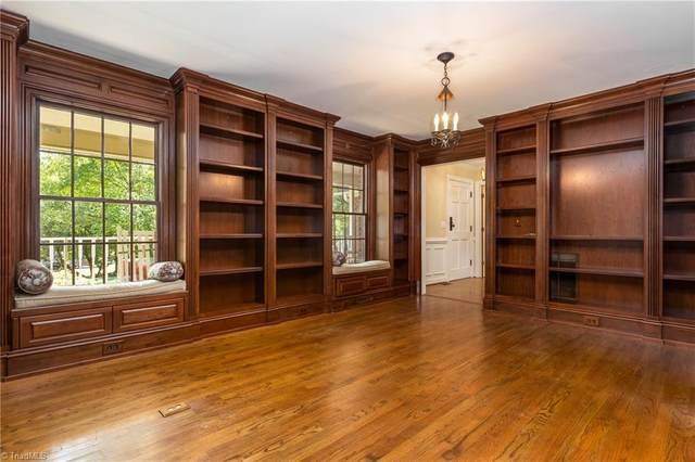 6121 Roxbury Court, Kernersville, NC 27284 (MLS #1041493) :: Ward & Ward Properties, LLC