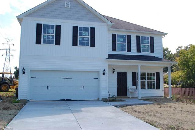 4310 Lord Jeff Drive, Greensboro, NC 27405 (MLS #1041503) :: Ward & Ward Properties, LLC