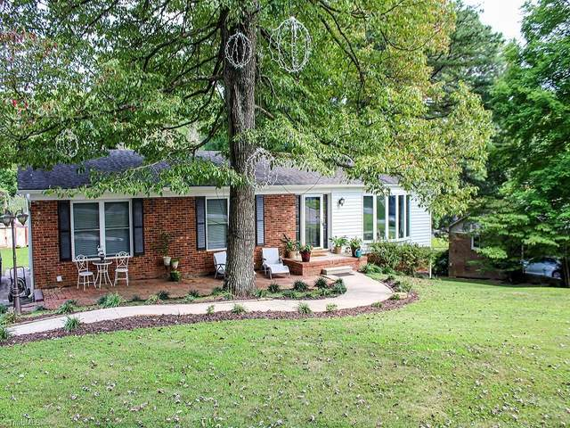 1002 Wakefield Drive, Greensboro, NC 27410 (MLS #1041509) :: Hillcrest Realty Group