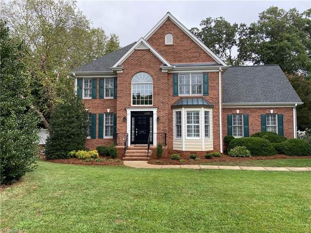 101 Winrow Drive, Jamestown, NC 27282 (MLS #1041511) :: Hillcrest Realty Group