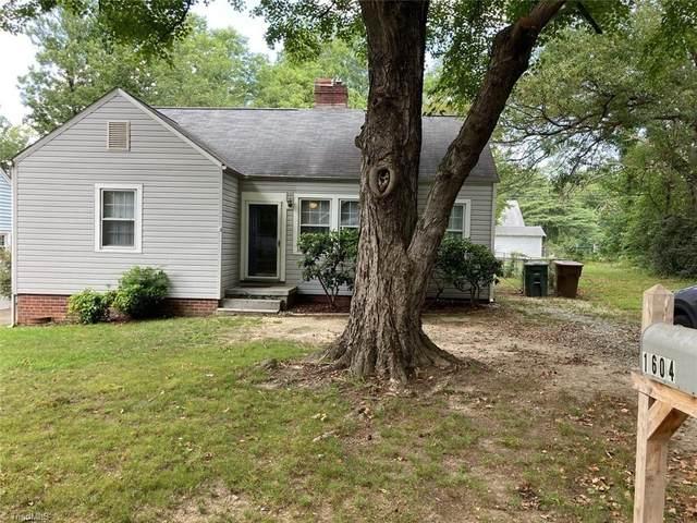 1604 Marion Street, Greensboro, NC 27403 (MLS #1041548) :: Berkshire Hathaway HomeServices Carolinas Realty