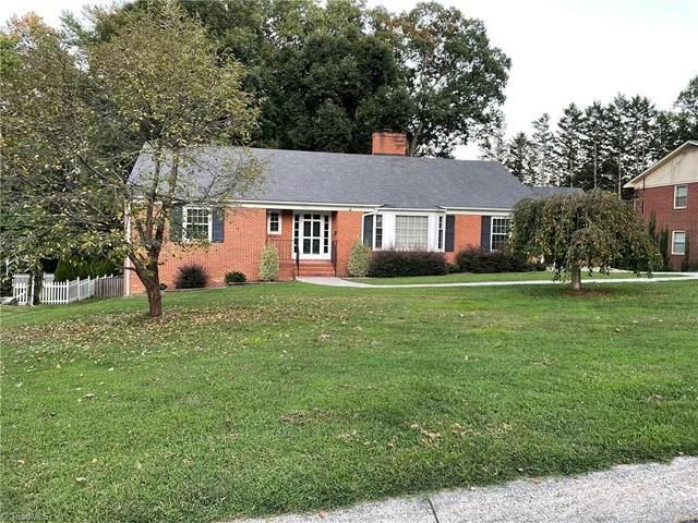 354 Robin Road, Mount Airy, NC 27030 (MLS #1041573) :: Berkshire Hathaway HomeServices Carolinas Realty