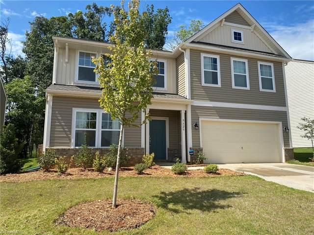 5625 Tier View Trail, Greensboro, NC 27405 (MLS #1041582) :: Ward & Ward Properties, LLC