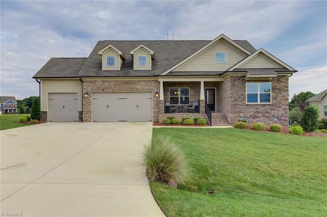 8106 Northwest Meadows Drive, Stokesdale, NC 27357 (MLS #1041583) :: Ward & Ward Properties, LLC