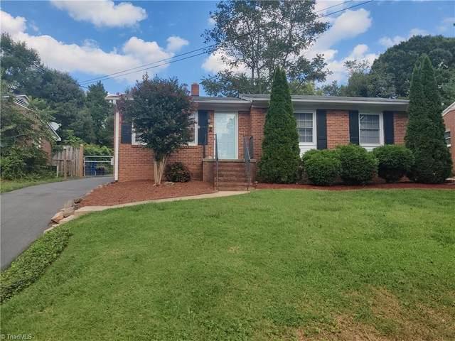 1625 Dupont Road, Winston Salem, NC 27103 (MLS #1041588) :: Ward & Ward Properties, LLC