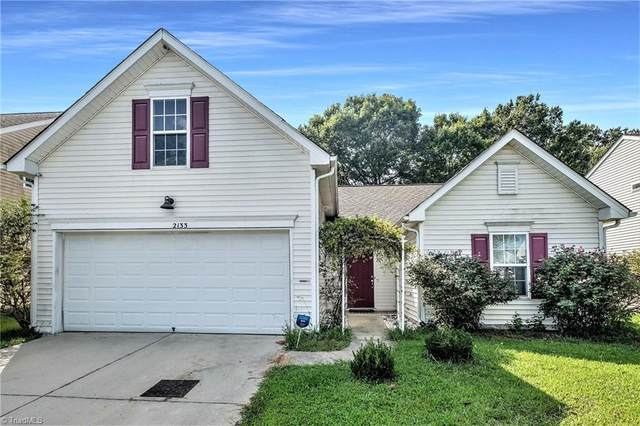 2133 Rindle Drive, High Point, NC 27262 (#1041642) :: Premier Realty NC