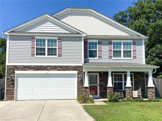 1510 Cavendish Court, Kernersville, NC 27284 (MLS #1041649) :: Ward & Ward Properties, LLC