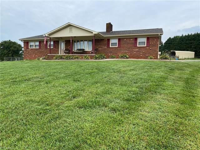 4465 Nc Highway 16, Millers Creek, NC 28651 (MLS #1041675) :: Ward & Ward Properties, LLC
