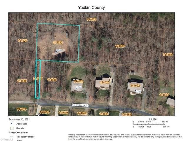 2301 Saint John Road, East Bend, NC 27018 (MLS #1041680) :: Ward & Ward Properties, LLC