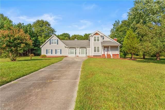 4544 Alliance Church Road, Pleasant Garden, NC 27313 (MLS #1041683) :: Lewis & Clark, Realtors®