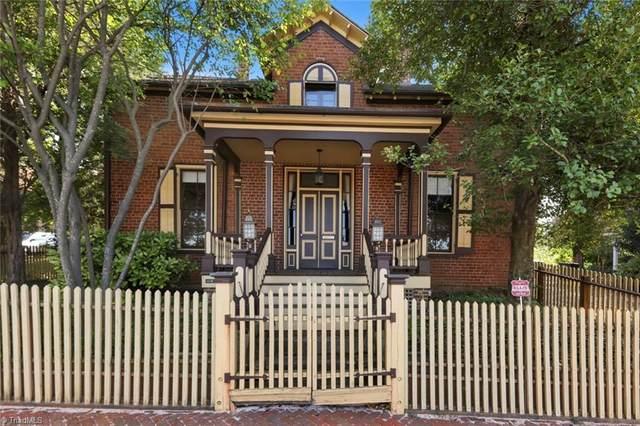 313 S Main Street, Winston Salem, NC 27101 (MLS #1041686) :: Ward & Ward Properties, LLC