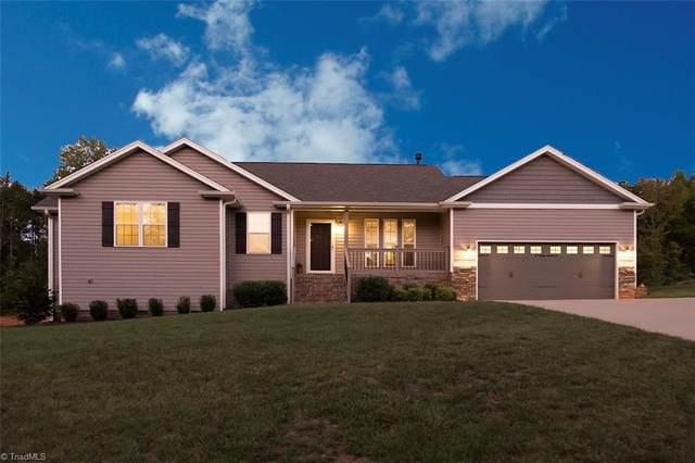 354 Twin Creeks Drive, Stokesdale, NC 27357 (MLS #1041706) :: Ward & Ward Properties, LLC