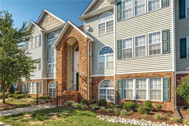 3477 3B Forestdale Drive, Burlington, NC 27215 (MLS #1041746) :: Ward & Ward Properties, LLC