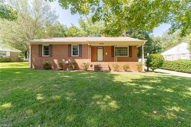 408 Idlewild Drive, Lexington, NC 27295 (MLS #1041752) :: Team Nicholson