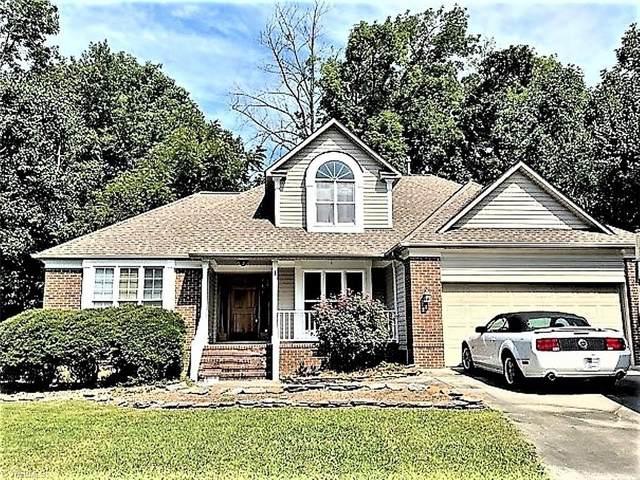 2411 Stratford Oaks Court, Burlington, NC 27215 (MLS #1041759) :: Ward & Ward Properties, LLC