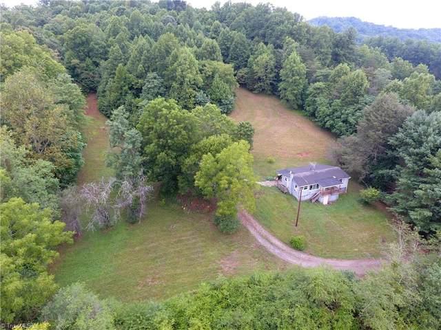 1176 Arbor Grove Church Road, Millers Creek, NC 28651 (MLS #1041765) :: Ward & Ward Properties, LLC