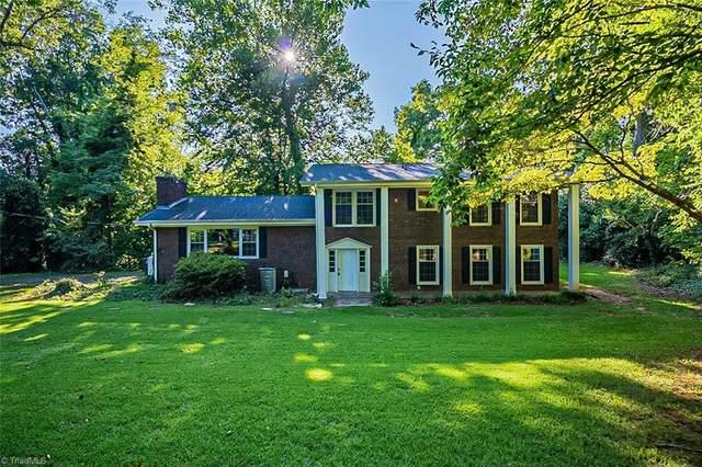 5660 Sweetbriar Road, Pfafftown, NC 27040 (MLS #1041770) :: Ward & Ward Properties, LLC