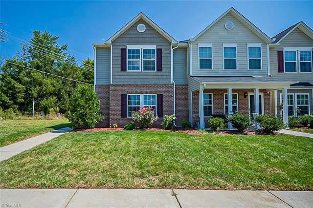1170 Brooksridge Way, Whitsett, NC 27377 (MLS #1041787) :: Hillcrest Realty Group