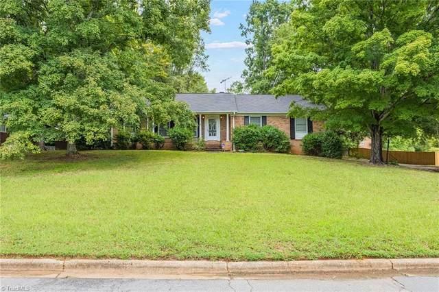 420 Prescott Drive, Salisbury, NC 28144 (MLS #1041816) :: Ward & Ward Properties, LLC