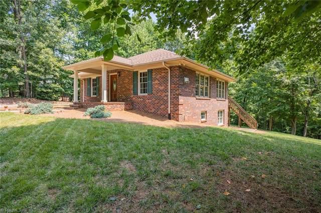 176 Prospectors Way, Lexington, NC 27292 (MLS #1041819) :: Ward & Ward Properties, LLC
