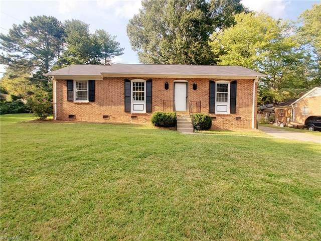2502 Daye Drive, Greensboro, NC 27406 (MLS #1041829) :: Ward & Ward Properties, LLC